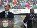 Phiên dịch trong lễ tưởng niệm Mandela bị tố lừa đảo