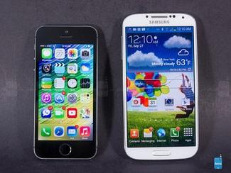iPhone 5S là smartphone bán chạy nhất tháng 10/2013