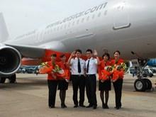 Jetstar Pacific khai trương 2 đường bay nội địa mới