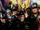 Quân đội Thái từ chối ủng hộ người biểu tình