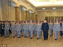 Quân đội Triều Tiên thề trung thành với lãnh đạo Kim Jong Un