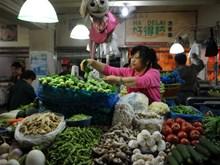 CPI cả năm của Trung Quốc sẽ tăng khoảng 2,7%