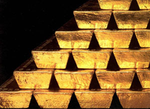 """Vàng """"nín thở"""" đợi thông báo từ Fed"""