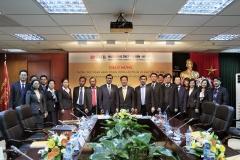 Ủng hộ SHB nâng cấp chi nhánh thành ngân hàng con tại Lào