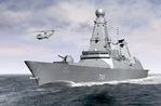 Tàu Hải quân Anh đến Đà Nẵng