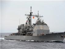Mỹ chỉ trích Trung Quốc vụ suýt đụng tàu ở Biển Đông