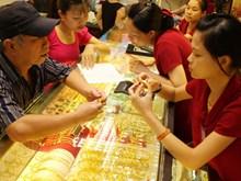 Chênh lệch giá vàng trong nước và thế giới lại lên 4,5 triệu đồng