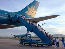 Lượng khách đi máy bay dịp Tết dự báo tăng tới 15%