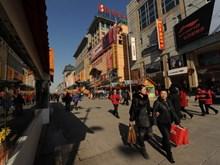 Trung Quốc sẽ đặt mục tiêu tăng trưởng 7,5% năm 2014