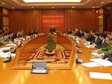 Ban Chỉ đạo TW phòng, chống tham nhũng họp phiên thứ 4 dưới sự chủ trì của Tổng Bí thư Nguyễn Phú Trọng
