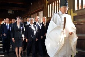 Tìm hiểu về đền thờ chiến tranh gây tranh cãi ở Tokyo