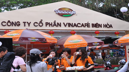 Quỹ đầu tư của Trung Quốc thành cổ đông lớn của Vinacafe