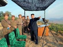 Quân đội Triều Tiên bị yêu cầu phải cảm tử bảo vệ Kim Jong-un