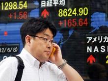 Chứng khoán châu Á đi lên trong sự lạc quan vào 2014