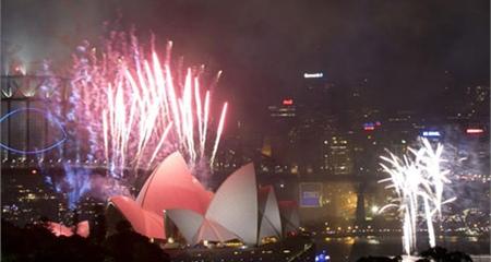 Thế giới mừng đón năm mới 2014