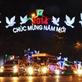 Sài Gòn, Hà Nội ken chật người chờ phútgiao thừa