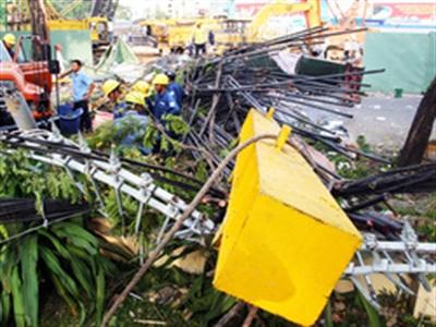 Đề nghị tạm ngưng công trình tháp đôi tại 'khu đất vàng' Sài Gòn