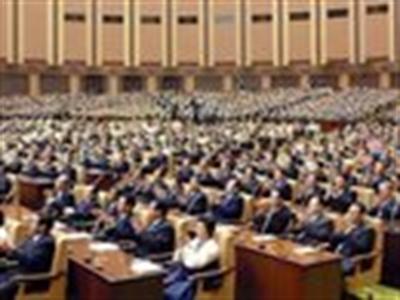 Triều Tiên lần đầu bầu quốc hội dưới thời Kim Jong-un