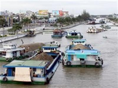 WB khuyến nghị Việt Nam lập Quỹ bảo trì đường thủy