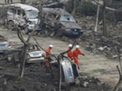 63 quan chức Trung Quốc bị kỷ luật vì vụ nổ ống dẫn dầu