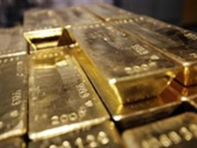 Giá vàng chạm mức cao nhất trong gần một tháng qua