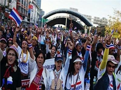 Thế giới 24h: Bangkok tê liệt