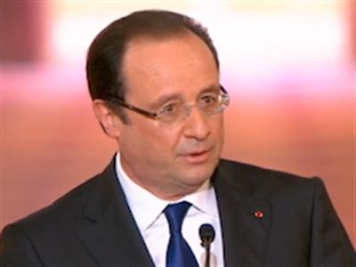 Tổng thống Pháp: 'Chuyện riêng tư sẽ được nói riêng tư'