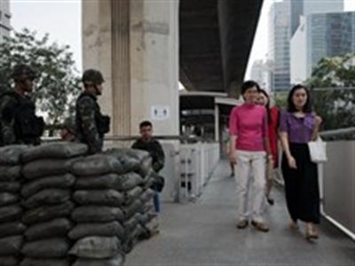Chính phủ Thái cương quyết nói không với đề xuất hoãn bầu cử