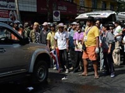 Thái Lan: Lại xảy ra xả súng vào người biểu tình ở Bangkok