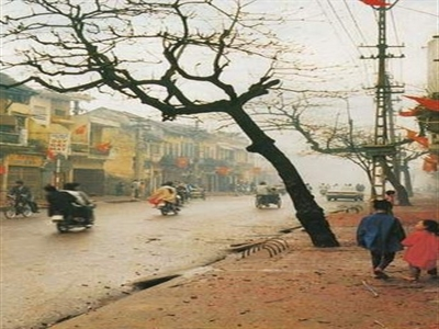 Tết Hà Nội những năm 1990