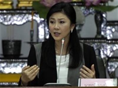 Bà Yingluck yêu cầu quân đội kiểm tra tư cách bỏ phiếu