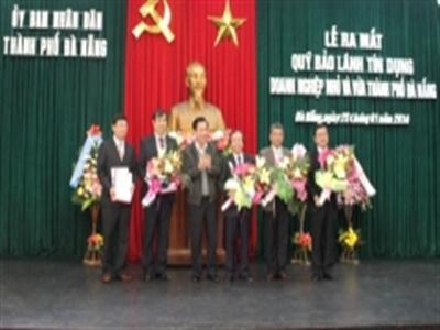 Đà Nẵng: Ra mắt Quỹ bảo lãnh tín dụng cho DNNVV