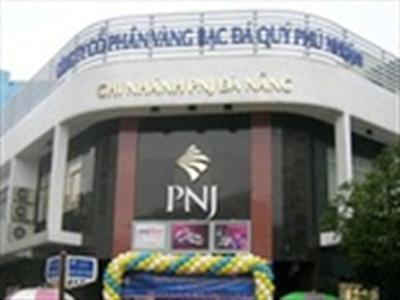PNJ bị truy thu thuế hơn một tỷ đồng