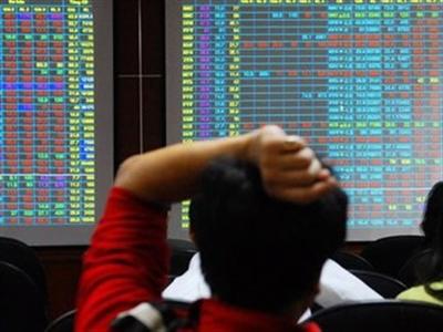 Cổ phiếu lớn suy yếu, Vn-Index điều chỉnh đầu năm