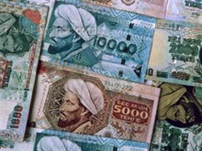 Ngân hàng Kazakhstan phá giá mạnh đồng nội tệ tenge