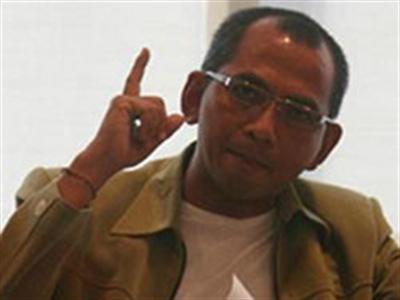 Thủ lĩnh biểu tình Thái đầu tiên bị bắt giữ