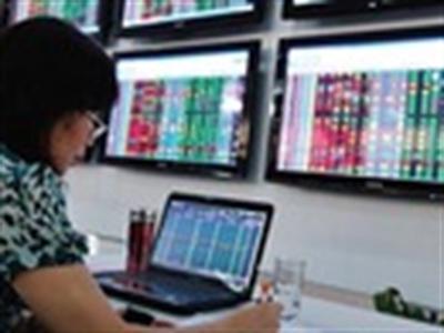 Thị trường chứng khoán tiếp tục bùng nổ