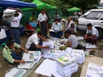 Myanmar xét xử 5 nhà báo tội tiết lộ bí mật quốc gia
