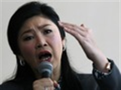 Bà Yingluck đối mặt nguy cơ bị phế truất
