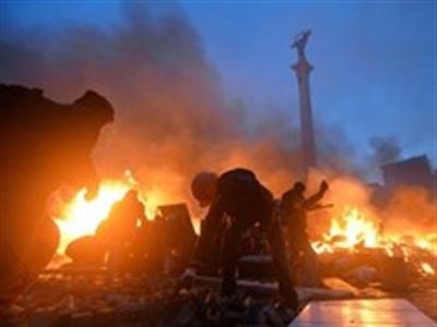 Ukraine phát động chiến dịch chống khủng bố toàn quốc