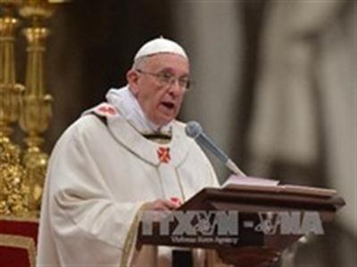 Giáo hoàng Francis I thành lập cơ quan tài chính mới