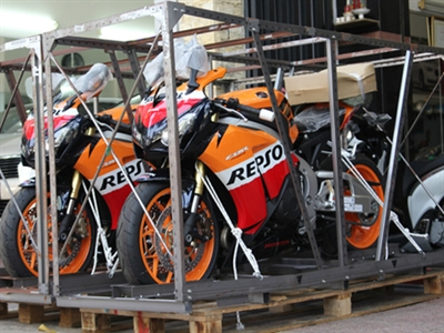 VAMM - nỗi lo của nhà nhập khẩu môtô