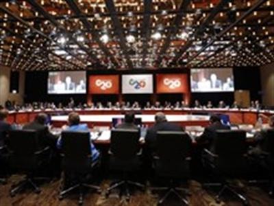 G20 bàn cách giảm gánh nặng cho doanh nghiệp nhỏ