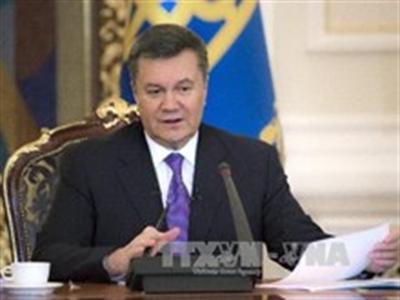 """""""Cuộc bầu cử tổng thống Ukraine là bất hợp pháp"""""""
