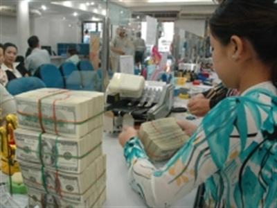 Tỷ giá thị trường đứng yên, giá bán phổ biến là 21.120 đồng/USD