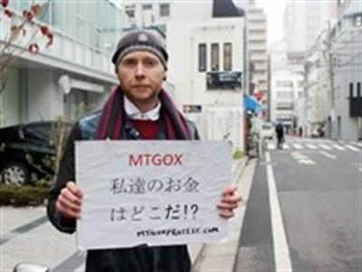 Sàn tiền ảo Mt. Gox tại Nhật Bản tuyên bố phá sản