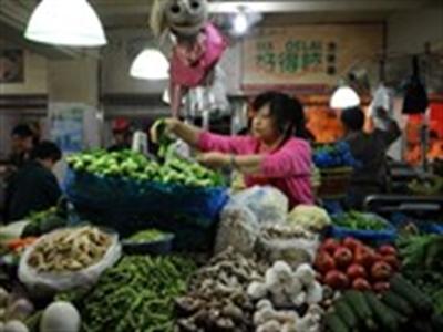Trung Quốc: Tăng trưởng sản xuất xuống mức thấp kỷ lục