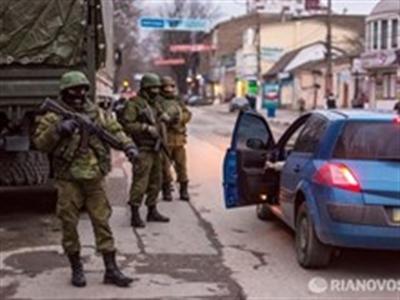 Putin đề nghị thượng viện phê chuẩn đưa quân vào Ukraine