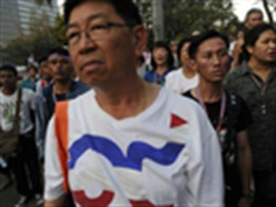 Người biểu tình ngừng phong tỏa Bangkok