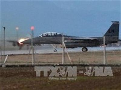 Lầu Năm góc tăng gấp đôi máy bay chiến đấu gần Ukraine